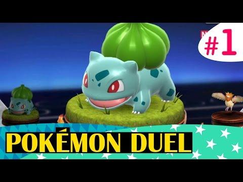 Шашки с Покемонами?! - Pokemon Duel - #1