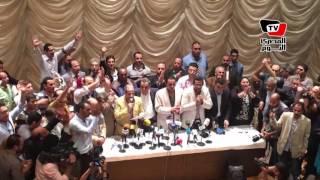 «عمومية الصحفيين»: «إقالة وزير الداخلية واعتذار رسمي من الرئاسة»