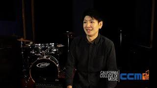 California College of Music Student Spotlight: Soichiro