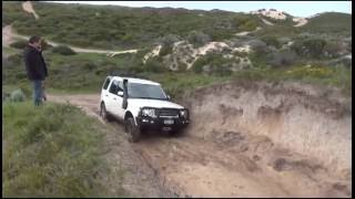 Land Rover Discovery 4 Offroad - Perth WA.