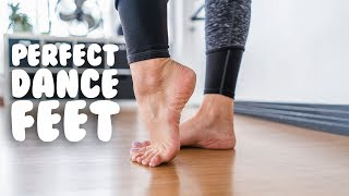 Easy Tips For Perfect Ballet Feet I @MissAuti