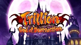 Trillion: God of Destruction Gameplay Trailer - Fighting Trillion