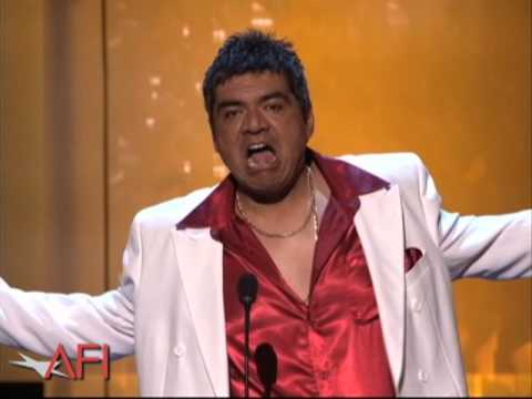 George Lopez Does SCARFACE