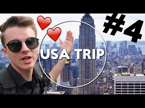 USA TRIP #4 - New York a konec výletu | KOVY