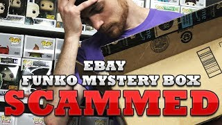 Ebay Funko Mystery Box Scam!