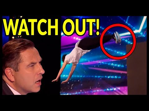 Top 7 NEVER SEEN Judges 'JAW DROPS like NEVER BEFORE' SHOCKING Acts on Britain's Got Talent! - Видео онлайн