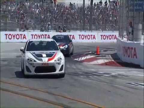 Toyota Ends Sponsorship for Celebrity Race at LB Grand Prix