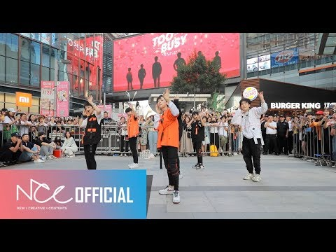 """BOY STORY TOO BUSY BUSKING - SEVENTEEN """"HIT"""" Dance Cover"""