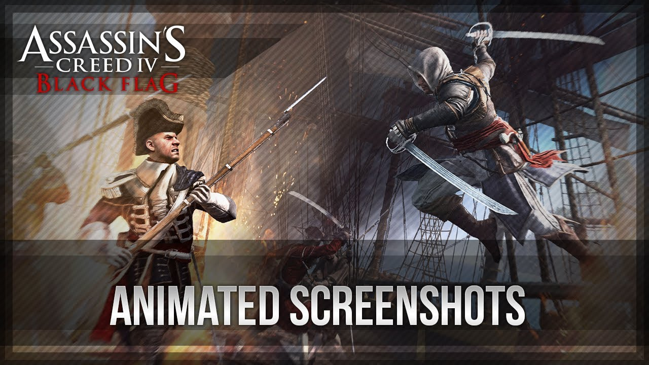 Download Assassin's Creed 4 Black Flag - Animated Screenshots