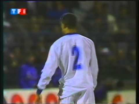 1995 March 16 Auxerre France 0 Arsenal England 1 Cup Winners Cup
