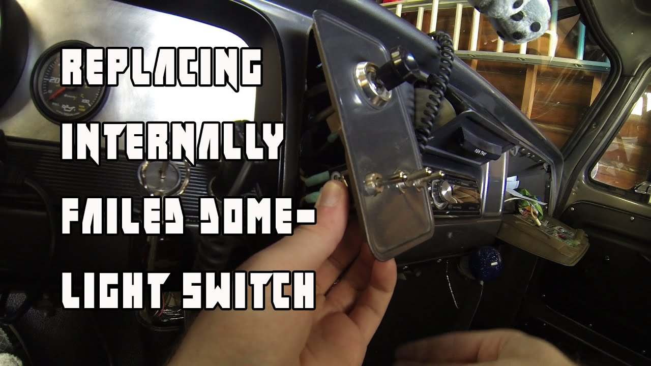 Simple Dome Light Switch Troubleshoot Repair Rev J Hd Youtube 1987 Gmc Wiring Schematic