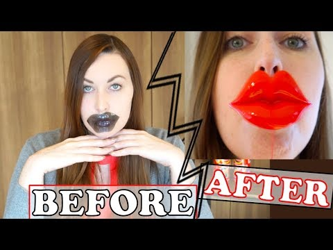 Trying Japanese Lip Products