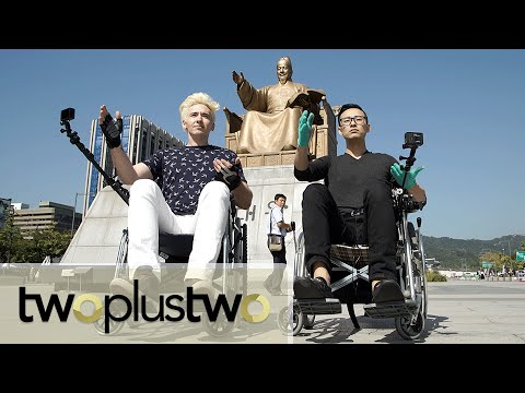 Using a Wheelchair in Korea