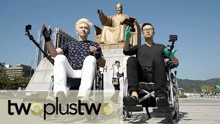 Is Korea Wheelchair Friendly?