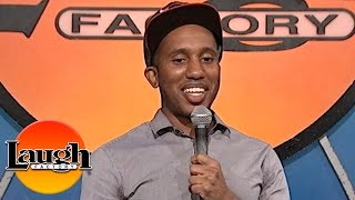 connectYoutube - Chris Redd  - LA Weather (Stand-up Comedy)