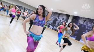 Belly Dance Advanced Level 5/6 with Dionne at Fleur Estelle Dance School