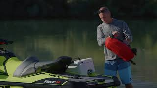 The quick attach LinQ system is new for Sea-Doo in 2018, but it has...