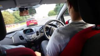 Test Drive In The Black Edition Ford Fiesta Ecoboost HD