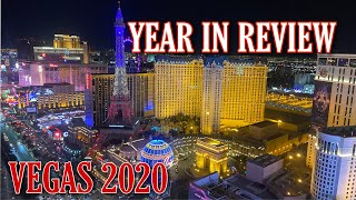 Las Vegas 2020 Year In Review