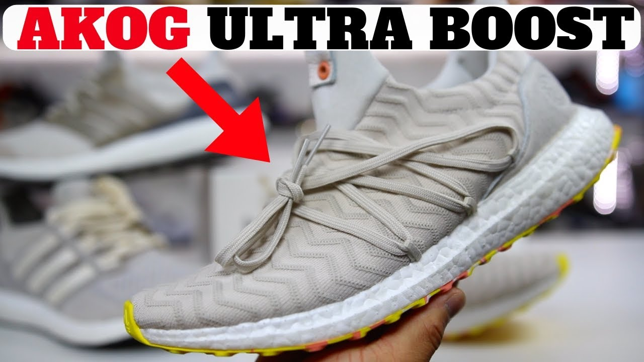 competitive price 4de9f 1106d Adidas ULTRA BOOST x AKOG CONSORTIUM REVIEW
