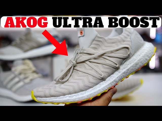 meet 02ded a87db Adidas ULTRA BOOST x AKOG CONSORTIUM REVIEW - YoutubeDownload.pro