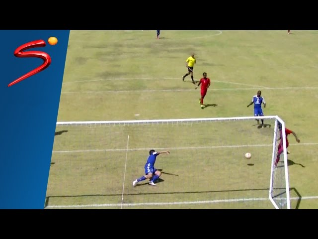 Another Miss of the Year Contender  - SuperSport United vs Jomo Cosmos