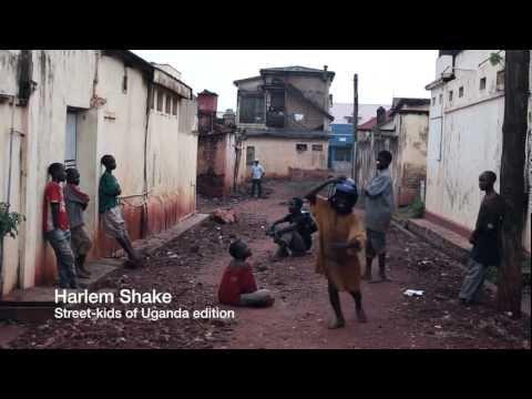 Harlem Shake: Uganda street kid edition (original)