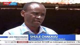 Shule Chakavu kaunti ya Kwale: watahiniwa wa KCPE kfanya mtihani