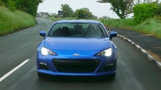 Subaru BRZ Visits the Isle of Man – The Downshift Episode 25