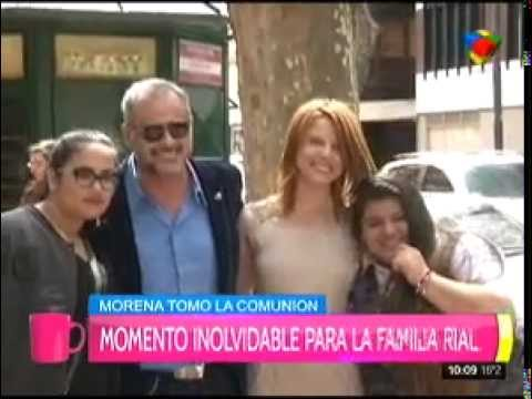 Luis Ventura explicó por qué no fue a la Comunión y Confirmación de la hija de Jorge Rial