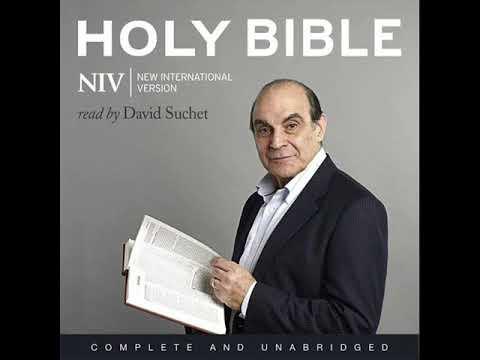 The Gospel According to Matthew read by David Suchet