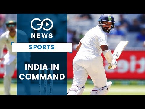 India Masterful At Melbourne