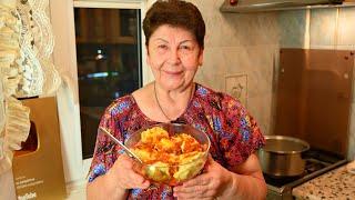 ВАРЕНИКИ ТЕСТО для вареников и ПОДЛИВА ДВА рецепта Вареники с адыгейским сыром