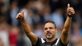 We used our chance and I'm delighted, says Huddersfield's David Wagner