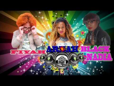 FIYAH  BLACK NADIA  ARNAH  remix 2016 bye MADA REMIX
