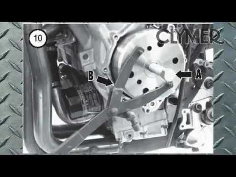 Clymer Yamaha Shop Manual At Motorcycle-Superstore.com