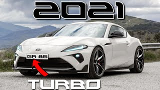 """Toyota 86 Getting the """"GR"""" Treatment in 2021"""