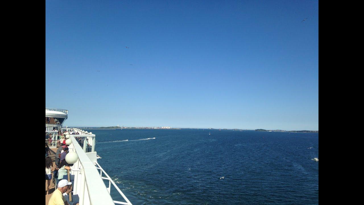 Norwegian Dawn Cruise Boston To Bermuda YouTube - Cruises from boston to bermuda