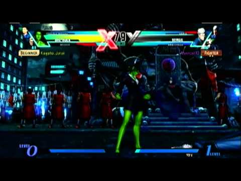 UMvC3 - Raging at Lawyers