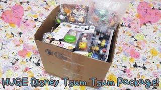 HUGE Disney Tsum Tsum Package