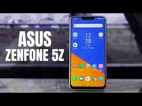 Ремонт Asus Zenfone 5z ZS620KL ZE620KL - полная разборка и замена крышки, дисплея, батареи