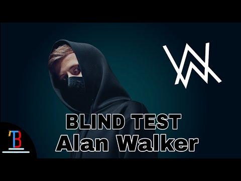 BLIND TEST ALAN WALKER DE 31 EXTRAITS (AVEC RÉPONSES)