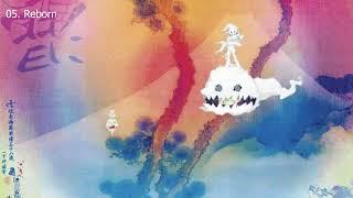 Kid Cudi & Kanye West - Kids See Ghosts (2018) FULL ALBUM (DJ Helium Remix)