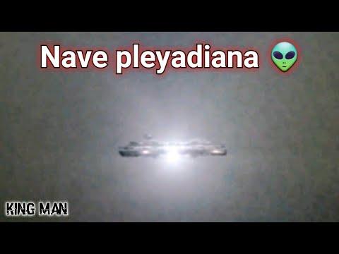 Video de un OVNI despegando tripulado por Pleyadianos?
