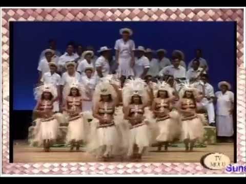 Tongareva - Kapa Rima - Te Maeva Nui 2007