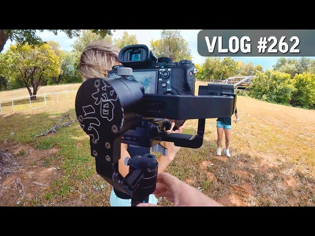 VLOG #262 / Filming a MUSIC Video! / May 15, 2020