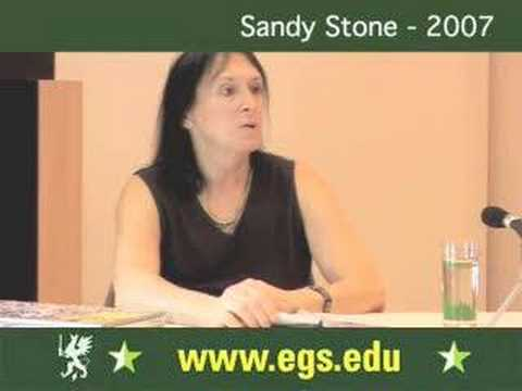 Sandy Stone. A Meatgrinder Called University. 2007 11/12