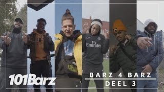 Marone, Pinas, Mennoboomin, Keesha, Jaiz & Crooks  (Prod. ISSA MARONE BEAT) - Barz 4 Barz