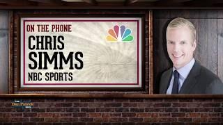 PFT's Chris Simms Talks NFL Draft QB with Dan Patrick | Full Interview | 4/19/18