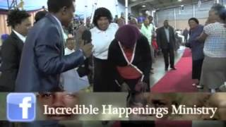 Repeat youtube video Wonderful move of GOD With Prophet Mboro.m4v